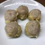 61753577 - しゅうまい(酢豚定食)