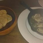 グロリア - 牡蠣のオイル煮