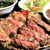 肉盛り鉄板定食 定番メニューになりました!!
