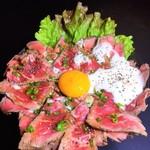 肉玉丼(定番化)