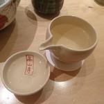和海味処 いっぷく - 日本酒飲みました