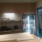 和海味処 いっぷく - 日本酒冷蔵庫有ります♪