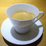 シュヴァル・ド・ヒョータン - コーヒー