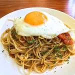 毎日イタリアンとみおか食堂 LITA - 料理写真:750円『ランチ ドラゴンカレースパゲッティ』2017年1月吉日