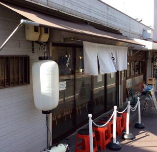 麺や マルショウ 豊中本店 - 店舗外観。