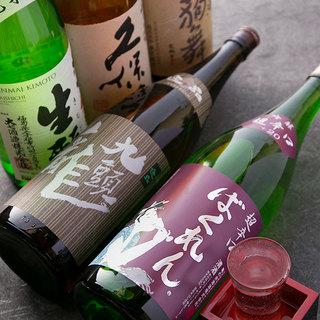 □■全国各地よりこだわりの日本酒を取り寄せ!■□