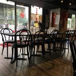 刀削麺 張家 - 店内 雰囲気