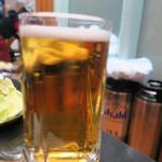空 - 生ビール