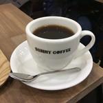 サニー コーヒー - 本日のブレンド(350円)