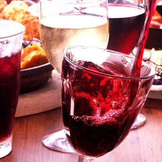 エコヒイキワインで乾杯!