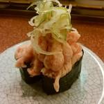 回る寿司 与加呂寿し - 料理写真:「盛りすぎネギトロ」