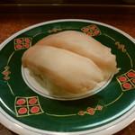 回る寿司 与加呂寿し - 「ビントロ」
