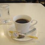 レストラン ふじ - ホットコーヒー