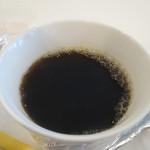 レストラン ふじ - ホットコーヒーアップ