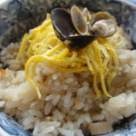 山里波 - 蜆の炊き込みご飯