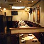 AZ DINING - パーティー用のレイアウト(30名)