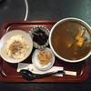 そば処笹喜  - 料理写真:カレー蕎麦の定食