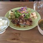 トロワルウ - 料理写真:ルーランチ ¥950
