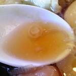 うどんの上州 - [料理] スープ