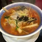 61797011 - 辣湯麺(880円)