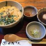 甘味喫茶 おかげ庵 - 甘味セット 1000円