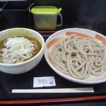 小平うどん - [ミニサイズ] カレーうどん 肉あり300g 650円