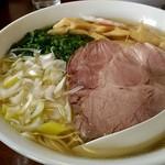 麺屋 菜々兵衛 - 塩ラーメン