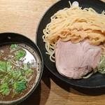 中華そば 桃李 - 魚介醤油つけ麺(中)