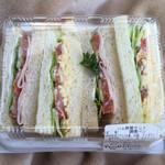 61808236 - サンドイッチ大好き♡