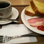ベックスコーヒーショップ - モーニングプレート3