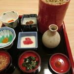 寿ゞ喜総本店 - 料理写真:そうざそば2305円