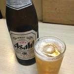 江戸政 - 瓶ビール