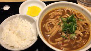 カレーうどん 千吉 新宿甲州街道店