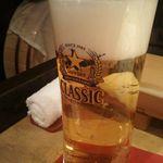 61813942 - ビールはもちろんクラシック♡