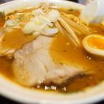 よし乃 - スープカレーラーメン