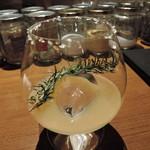 61814291 - 香りという深みが入って、飲み心地を豊かなソルティードック。