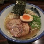 AFURI - 柚子塩ラーメン980円