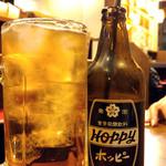 とりビアー - HOPPY(黒)