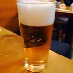 樽平 - 生ビール