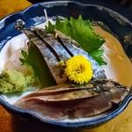 樽平 - 〆鯖