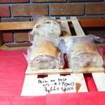 バーニャのパン - パン・オノア(クルミ)