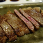 近江牛レストラン ティファニー - ロース200g