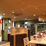 石松  - 店内