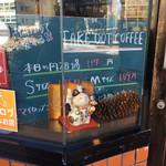 加藤珈琲店  - 為替と連動