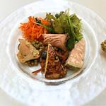 ルポ - 前菜の盛り合わせ