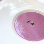 ルポ - 紫芋のスープ