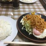 フクノヤ - 日替り定食 500円