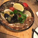 個室 肉バルVS魚バル -