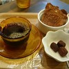 cafeシモキタトナリ - 料理写真:珈琲&自家製クッキー