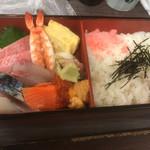 松芳寿司 - チラシ(桜)/¥2200